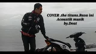 Cover the titans Rasa ini