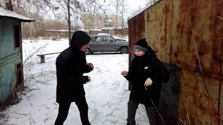 ★Уроки боевых искусств #1 ★