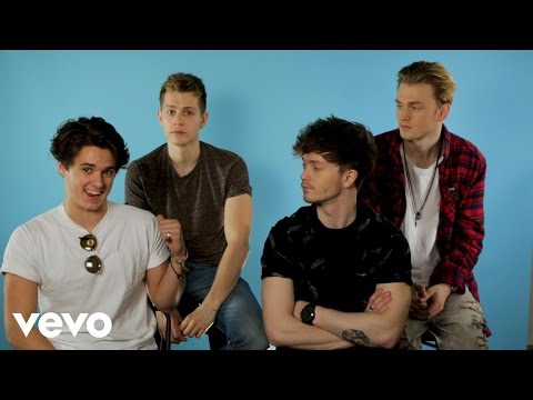 The Vamps - The Vamps Talk Life On The Road