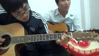 Ngày xưa em đến guitar cover by độc bước.ricky lee