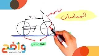 المماسات (رياضيات اول ثانوي/ الفصل الثاني)