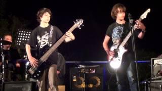Concert CFM 2013 - Bombtrack Live