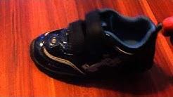 Blinker Schuhe Jungen