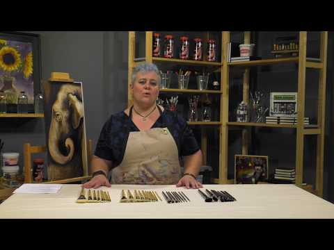 New York Central Professional Control Brushes Demo