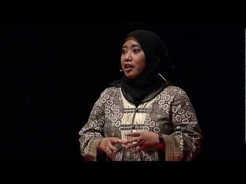Comment planifier et gerer des villes ecologiquement viables?: Nana Firman at TEDxNantes