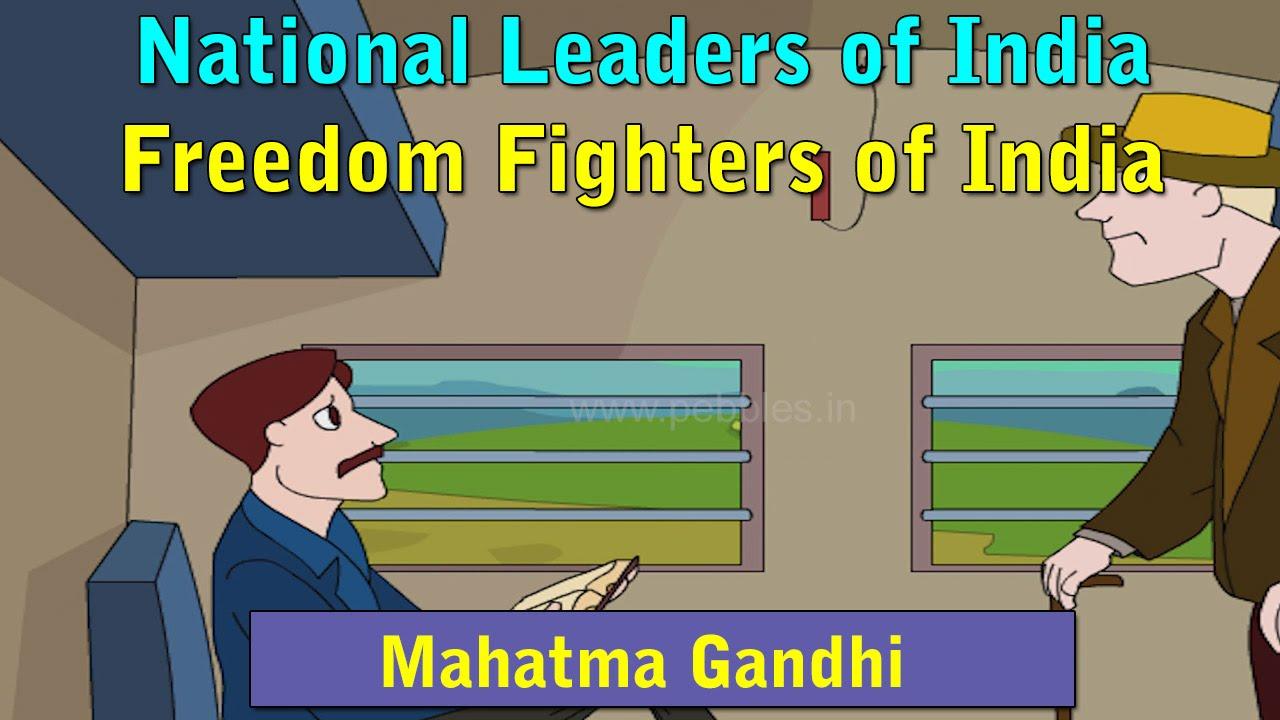 Mahatma Gandhi Stories In English National Leaders Stories In