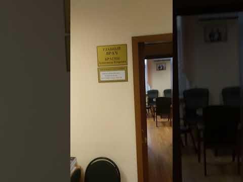 Главврач детской поликлиники 122 в Москве, отказывает и сливается