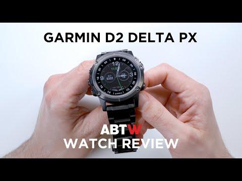 Garmin D2 Delta PX Watch Review | ABlogtoWatch