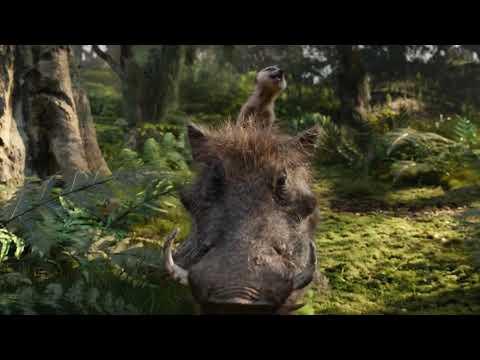 Billy Eichner, Seth Rogan - The Lion Sleeps Tonight (Lion King 2019 Scene