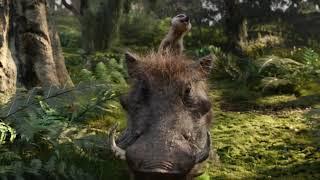 Gambar cover Billy Eichner, Seth Rogan - The Lion sleeps tonight (Lion King 2019 scene