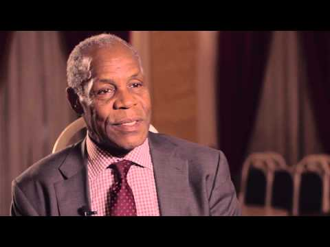 19th Sarajevo Film Festival Interview with Actor Danny Glover