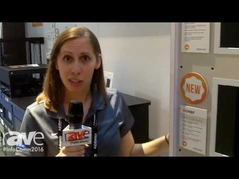 InfoComm 2016: Chief Shows Off Its PAC526FBP6 Series of In-Wall Storage Boxes