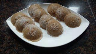 Yummy eggless choco idli cake | see how to make delicious choco idli cake