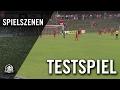 Oberligateam: Lichtenberg 47 – FC Union Berlin (Spielszenen)
