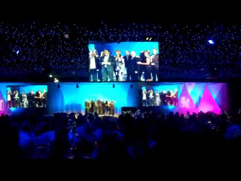 Sobell Rhodes Receiving Medium Firm Of The Year Award