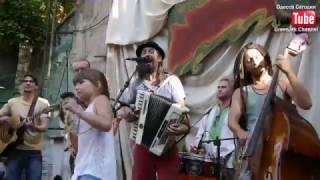 Одесса Сегодня - Если б я был султан - Цимес Маркет - Уличные музыканты Toporkestra
