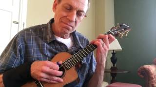 Puff The Magic Dragon-Sandy Weltman-tenor ukulele