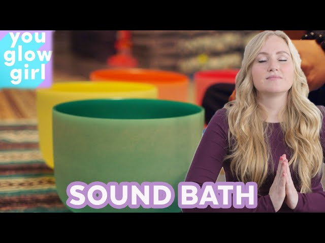 What Is a Sound Bath? | POPSUGAR Fitness