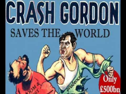 Crash Gordon Saves The World From Boom & Bust