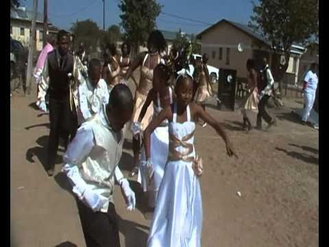 U Gotta Love A Botswana Wedding Part 1