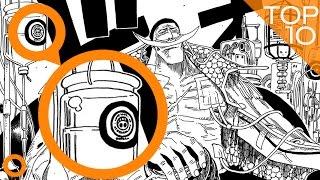Top 10 Facts: One Piece - Geheimnisse, Unglaubliches & Wissenswertes - JARTS #10