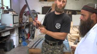 видео Казачья шашка (часть 1) - Мои статьи  - Каталог статей - stalnoyklinok