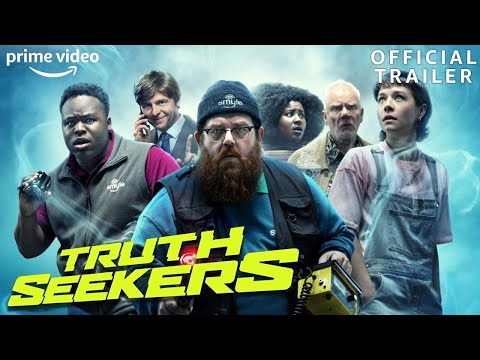 Truth Seekers - Official Trailer | Amazon Prime Video