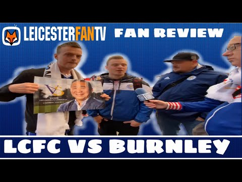 leicester-2-burnley-1-|-vichai-spectacle-|-vardy-vs-fan-chants-|-fan-cam-review