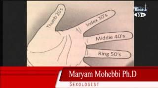 Repeat youtube video Maryam Mohebbi آلت تناسلی مرد در سنین مختلف