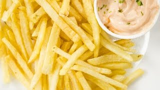 fries recipe