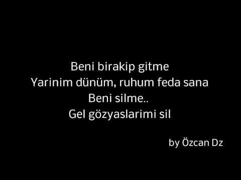 Muhabbet - Beni birakip gitme (Instrumental - Özcan Dz) - 2013