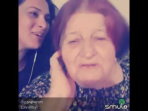Cilveloy nanayda - Gürcü anneannemle Gürcü horonu(˘³˘)♡