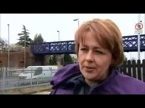Tanni Grey-Thompson on BBC Look North Discussing Train Stations 23/04/2015