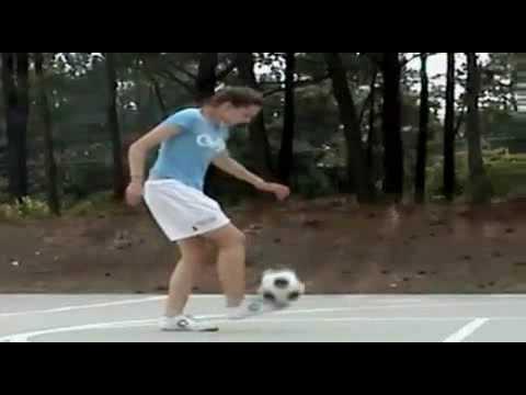 Mujeres Jugando Futbol Lo Mejor Youtube