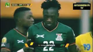 African Football Highlights CHAN 2020 : ZAMBIA vs TANZANIA