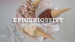 Big Gay Ice Cream: Rethinking Soft Serve - Artisanal Food Masters - Epicuriousity