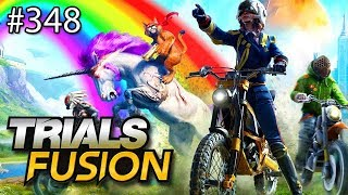 How To Cheat Life - Trials Fusion w/ Nick