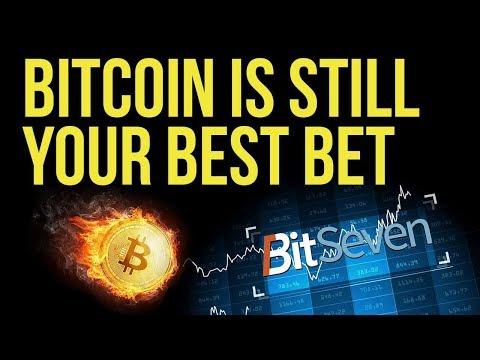 Bitcoin is still your best bet (2019)