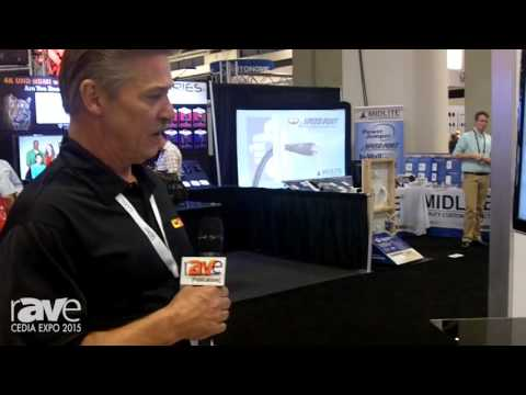 CEDIA 2015: OmniMount Launches OWS60 Robust, Wider Wall Shelf to Match Existing TVs
