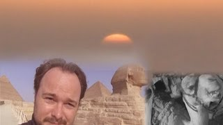 Climbing mount Moses, seeing camels, the Burning Bush & the Pyramids of Giza