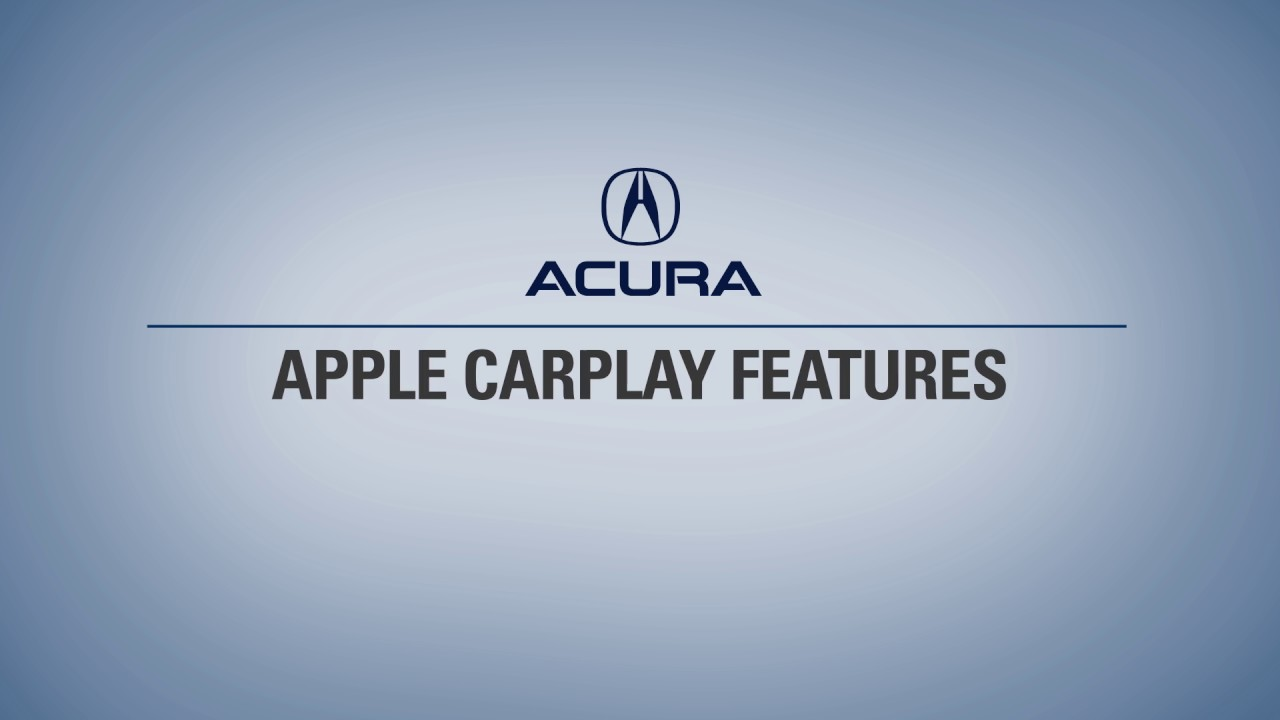 2018 acura apple carplay. contemporary acura apple carplay for acura connection u0026 features with 2018 acura apple carplay