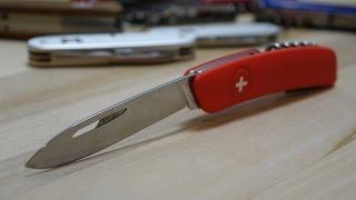 Нож SWIZA D01 - очень швейцарский нож(Мой обзор ножа SWIZA D01. К сожалению видео не передаёт реальный цвет накладок - цвет адекватно передаётся..., 2016-01-06T16:25:12.000Z)