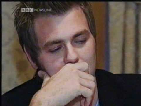 Brian's Departure from Westlife BBC Newsline Northern Ireland