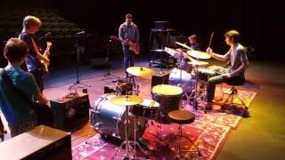 Patel Conservatory - Rock School rehearsal