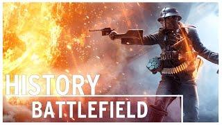 History of - Battlefield (2002-2016)