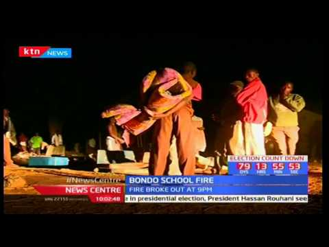 One student confirmed dead and scores injured in Bondo school fire
