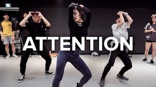 Attention - Charlie Puth / Beginner's Class Video