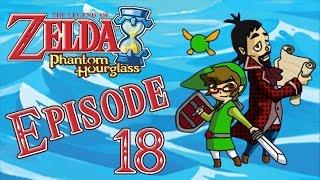 [WT] [Darkboop] Zelda Phantom Hourglass 18 - Trésors, Pêche (1/2) et l'île des Ruines [100%]