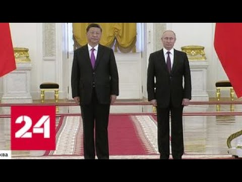 В Москве решают все ключевые вопросы планеты: что могут Китай и Россия, когда они вместе? - Россия…