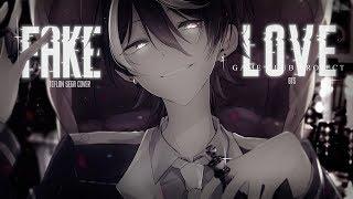 Nightcore ↬ fake love [NV]